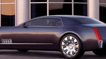 Cadillac Sixteen concept 27.4.2011