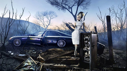 Maybach as Portrayed by Artist David LaChapelle [Video]