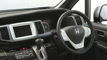2010 Honda Gathers Advance Navigation system concept model