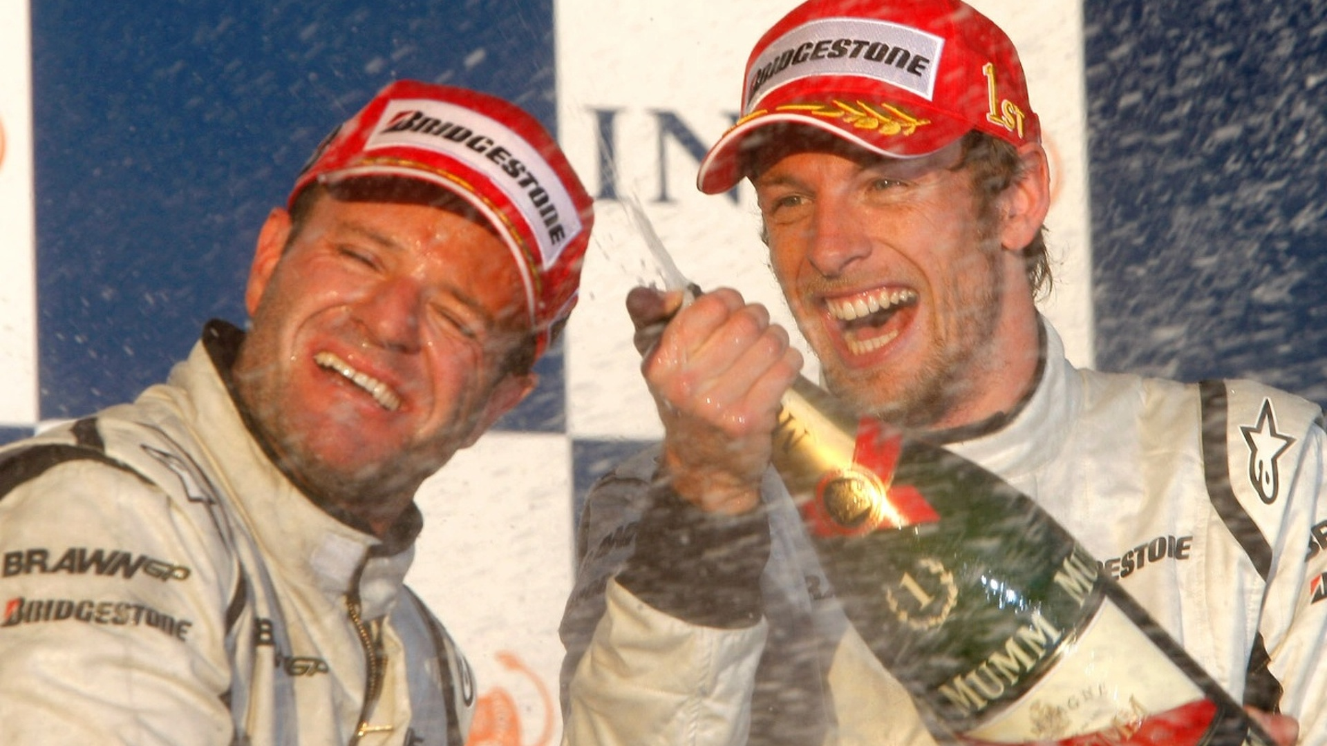 Button Leads BrawnGP 1-2 in F1 Season Opener in Melbourne