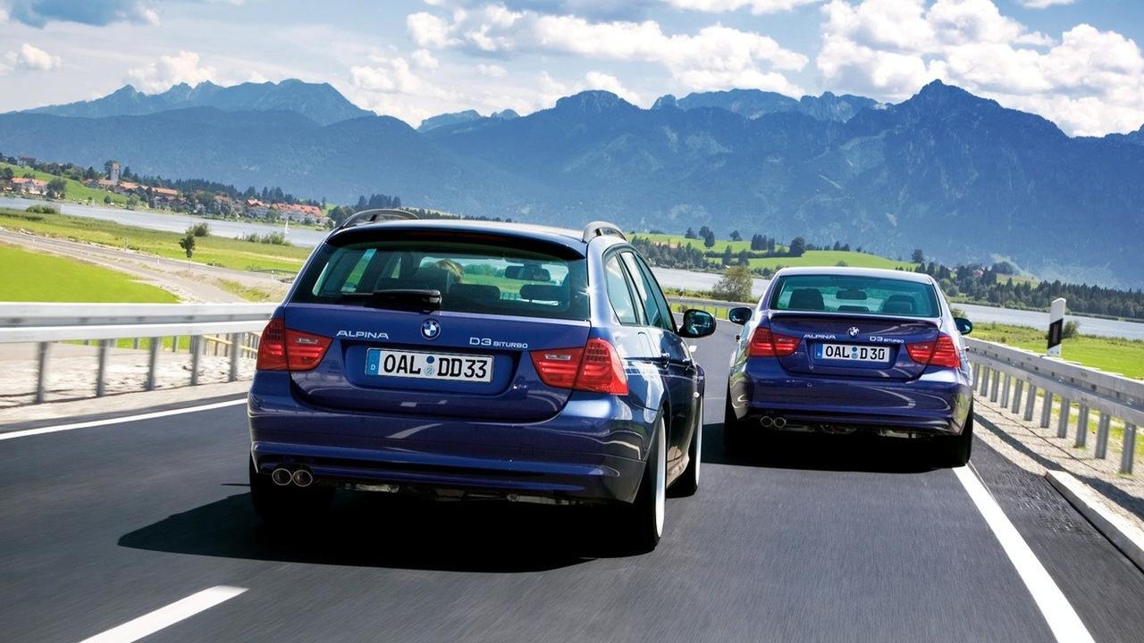 2009 Alpina D3 biturbo sedan