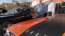 Leno Buys 2008 Dodge Challenger SRT 8