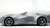 BMW GINA Light Visionary Model Concept Car