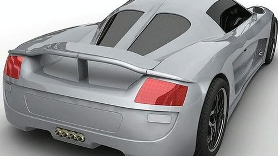 Hybrid Technologies Shows 220mpg Supercar