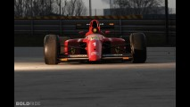 Ferrari 641/2 Formula 1 Racing Car
