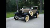 Ford Model A Deluxe Two-Door Phaeton