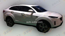 Lamborghini Urus lookalike already planned by Chinese automaker