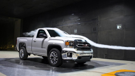 GMC reveals 2014 Sierra Regular Cab
