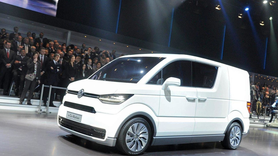 Volkswagen e-Co-Motion concept unveiled in Geneva