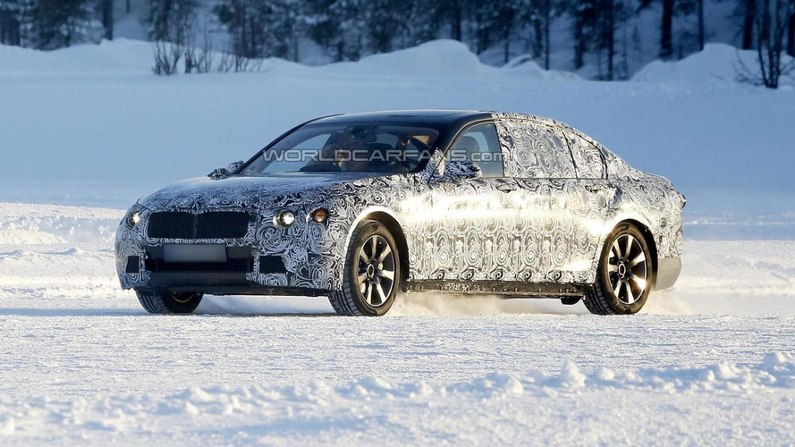 2015 BMW 7-Series could weigh less than current 5-Series