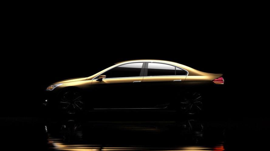 Suzuki Authentics concept teased for Shanghai debut