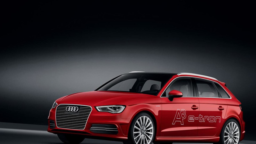 Audi developing power-generating suspension system - report