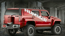 Hummer H3R Off-Road Concept at 2007 SEMA