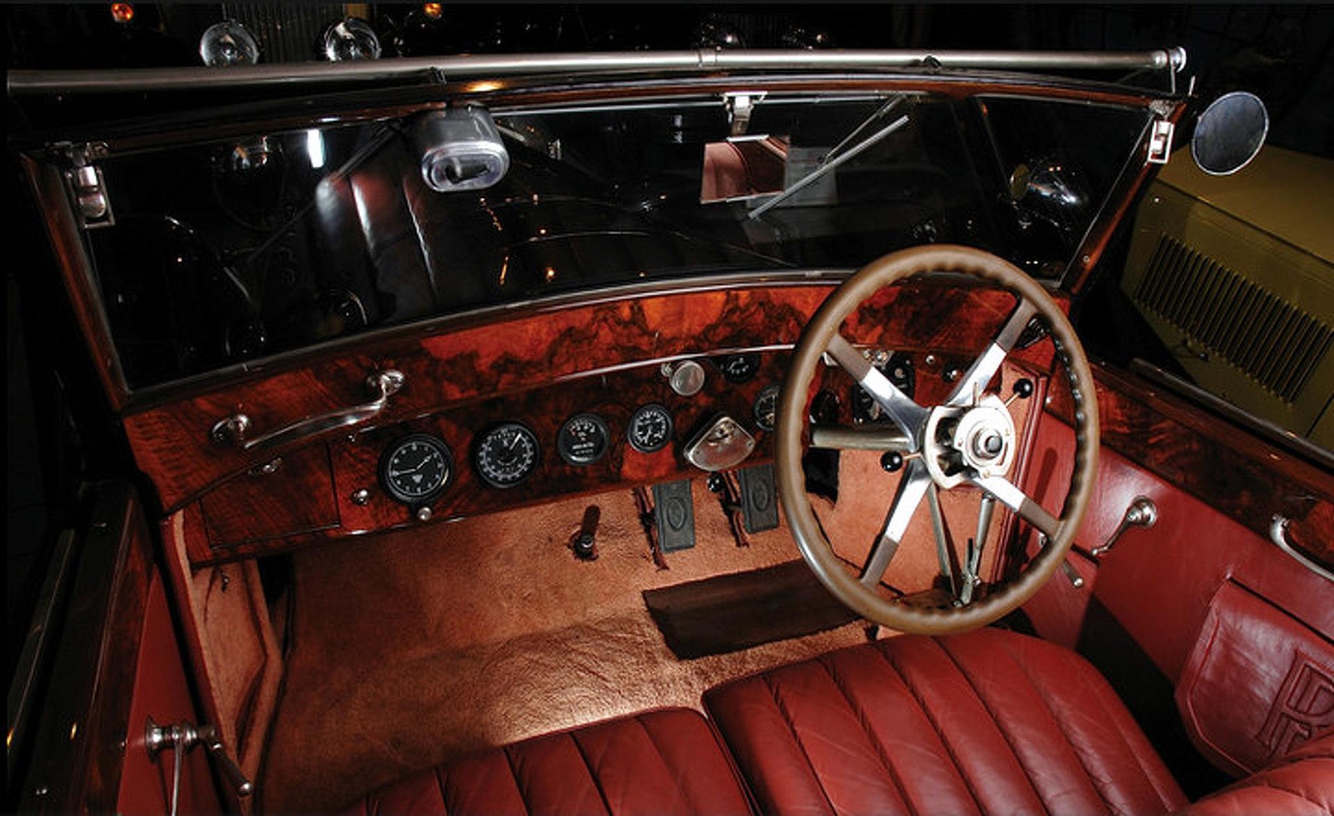 Rolls-Royce Phantom I: A Priceless Gem from the Age of Elegance