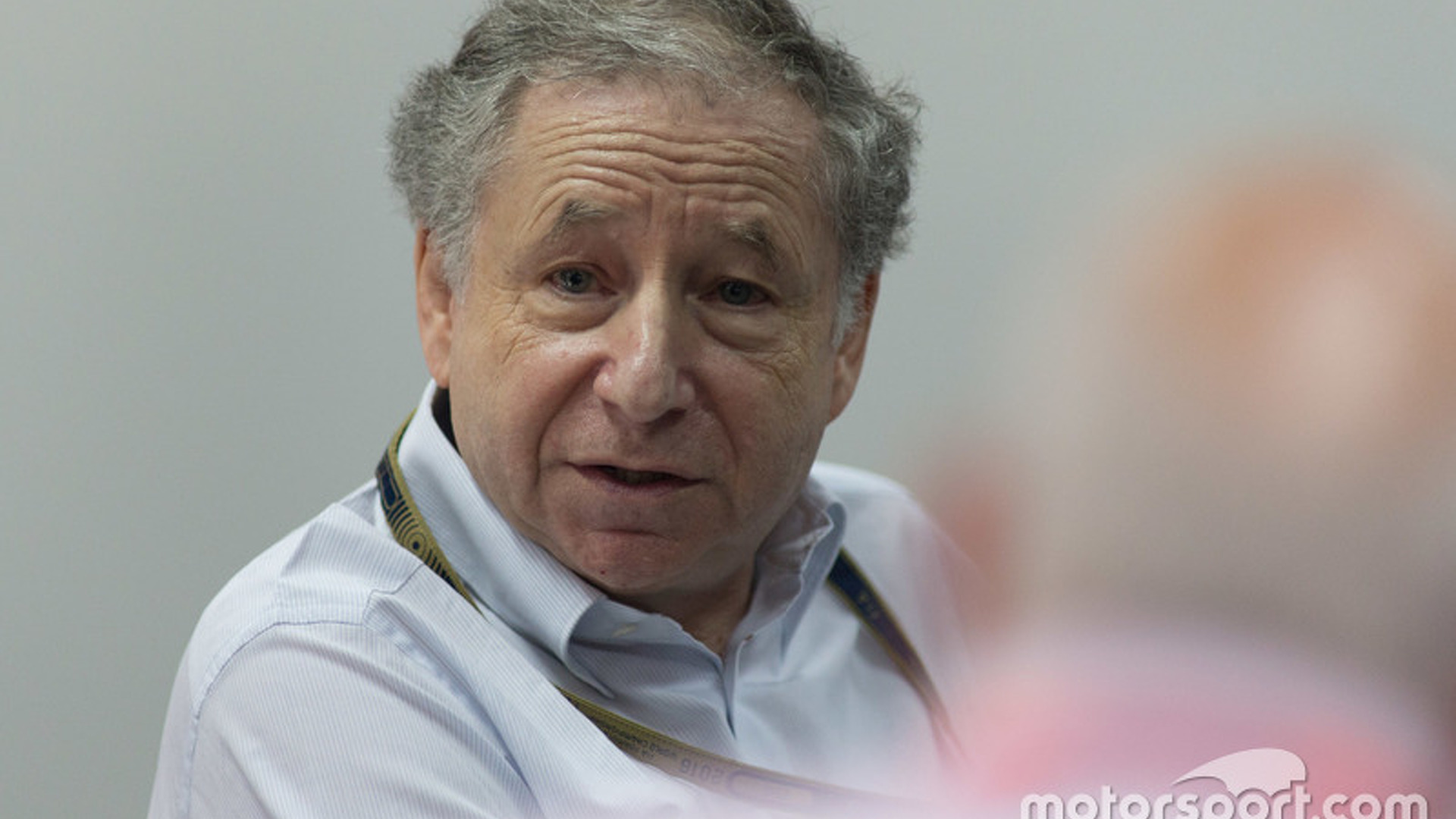 Todt speaks out as UN takes action on road safety