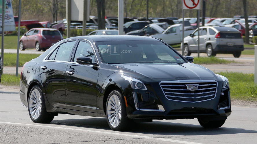 2017 Cadillac CTS gets minor styling tweaks