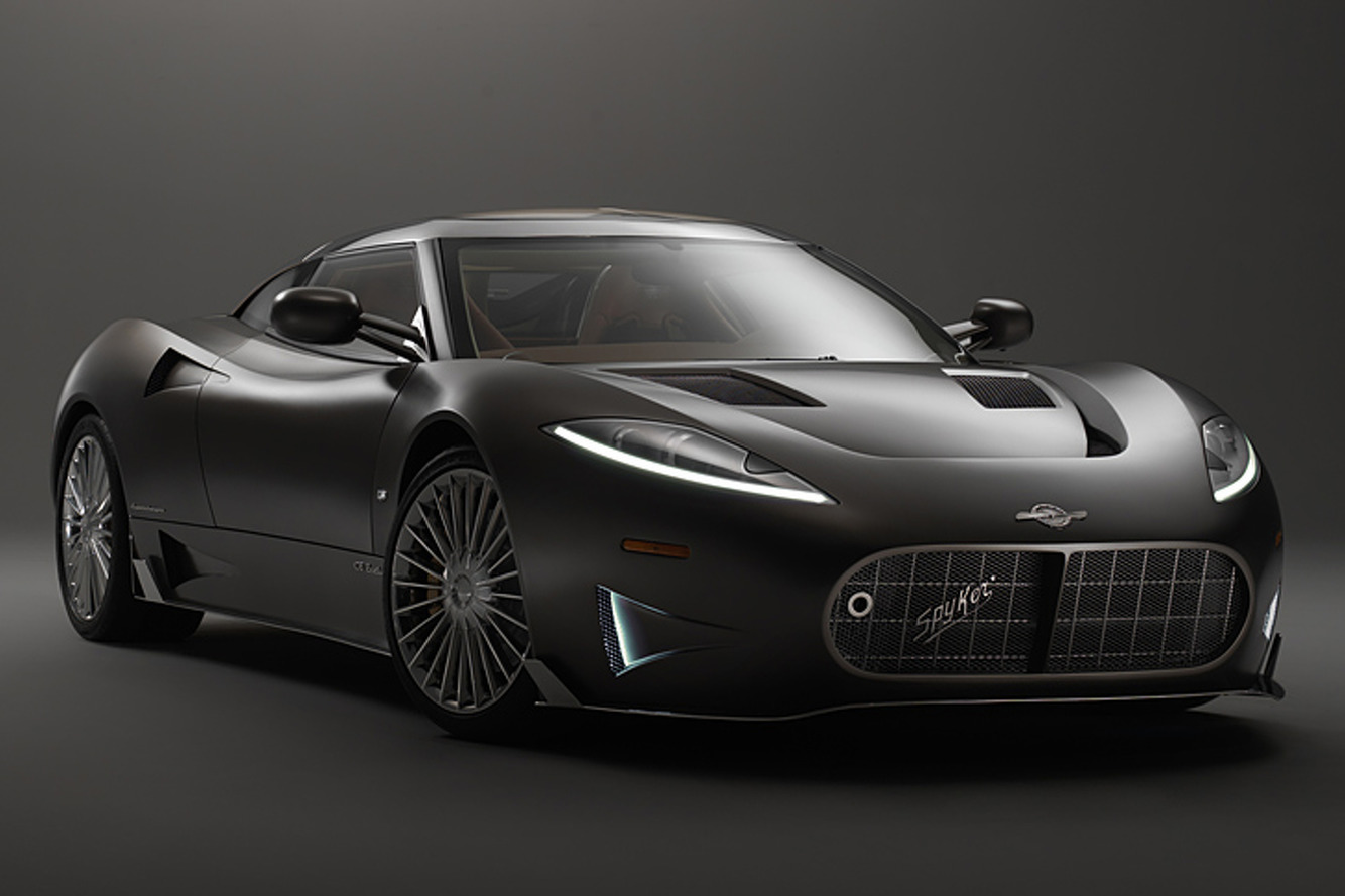 Spyker Cars Fulfills its Rebirth with $353,000 C8 Preliator