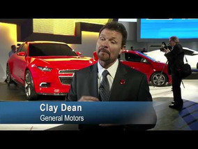 Chevrolet Youth Concepts at the 2012 NAIAS