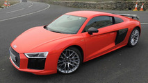 Entry-level Audi R8 rumored to receive 450 bhp 2.9-liter twin-turbo V6 engine