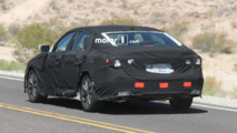 2018 Honda Accord spy shot