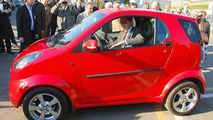 Chinese Smart Clone Humiliated with Debut in Parking Lot at Bologna