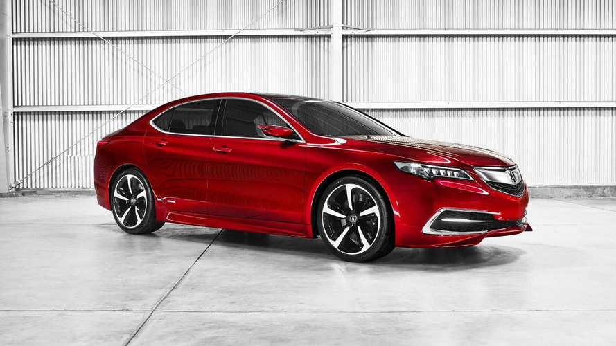 2015 Acura TLX to debut in New York