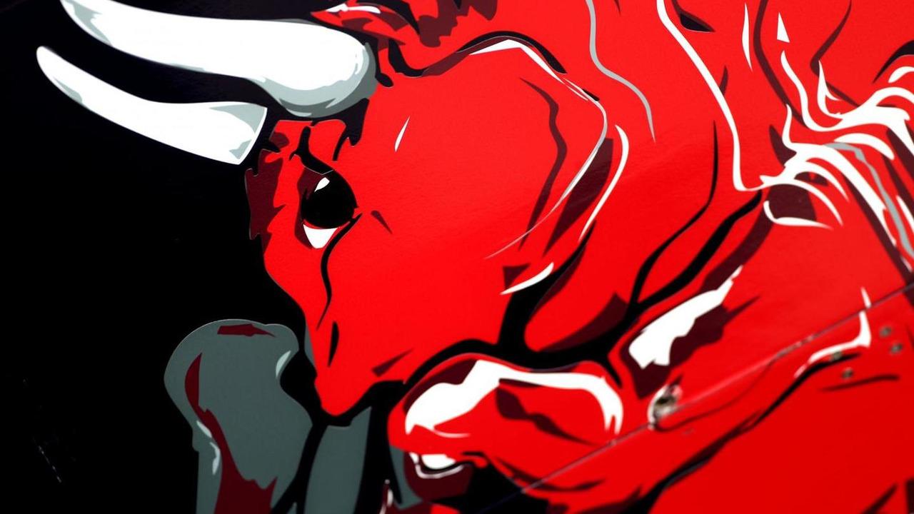 Scuderia Toro Rosso logo 20.04.2014 Chinese Grand Prix