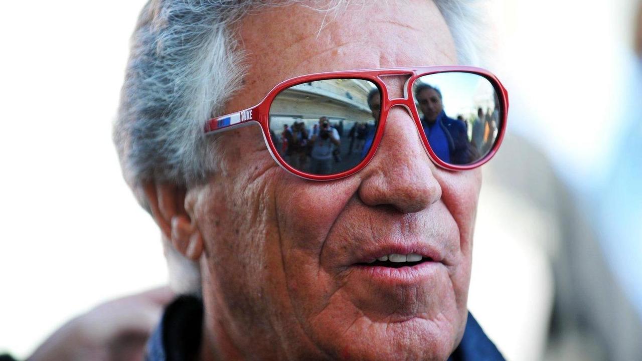 Mario Andretti 18.11.2012 United States Grand Prix