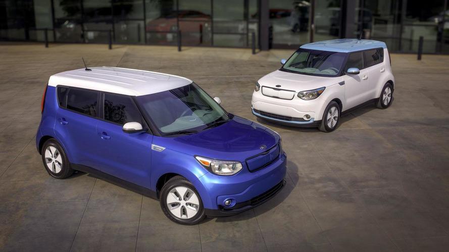 2015 Kia Soul EV pricing announced (US)