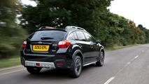 Subaru XV Black 22.10.2013