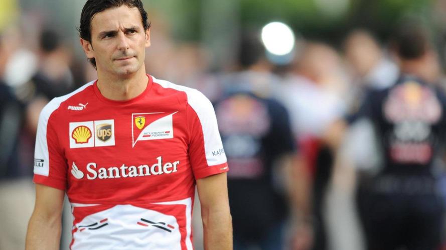 De la Rosa ready to replace ill Hulkenberg