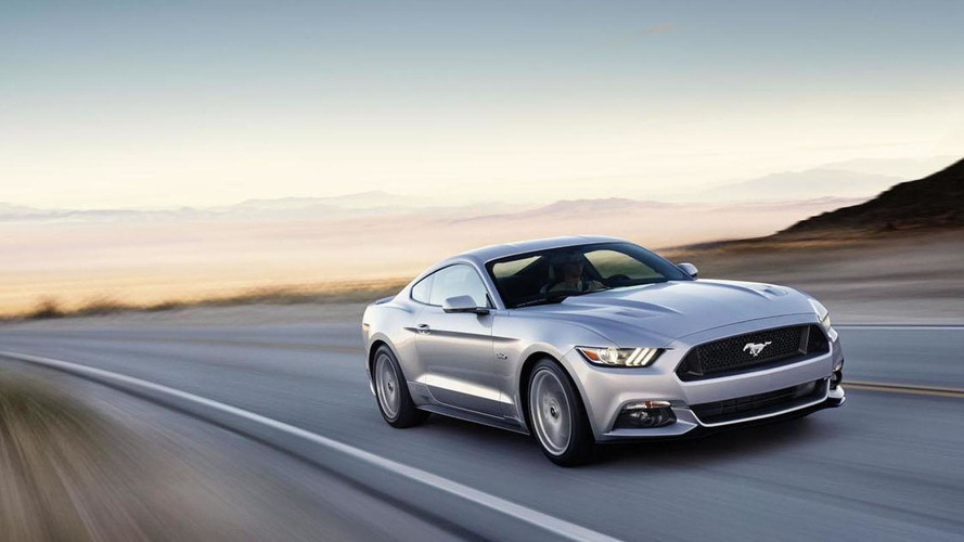 First 2015 Ford Mustang GT to be auctioned at Barrett-Jackson