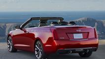 Cadillac ATS Convertible rendering