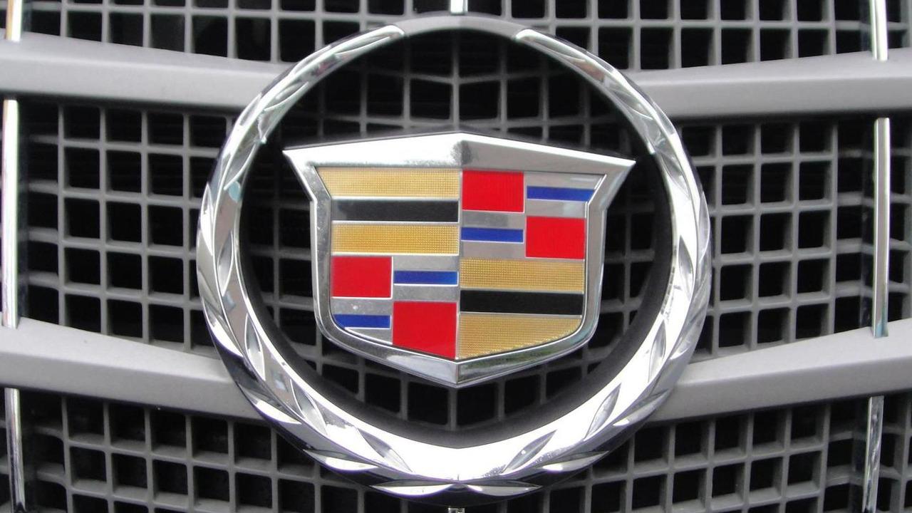 Cadillac wreath emblem