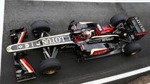 FIA tells Lotus front suspension layout illegal