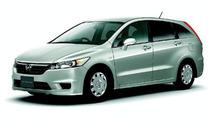 All New Honda Stream (JA)