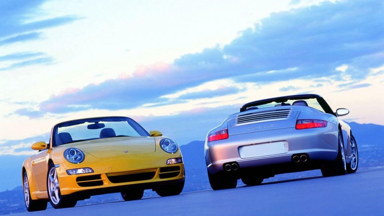 2005 Porsche 911 Carrera & Carrera S Cabriolet