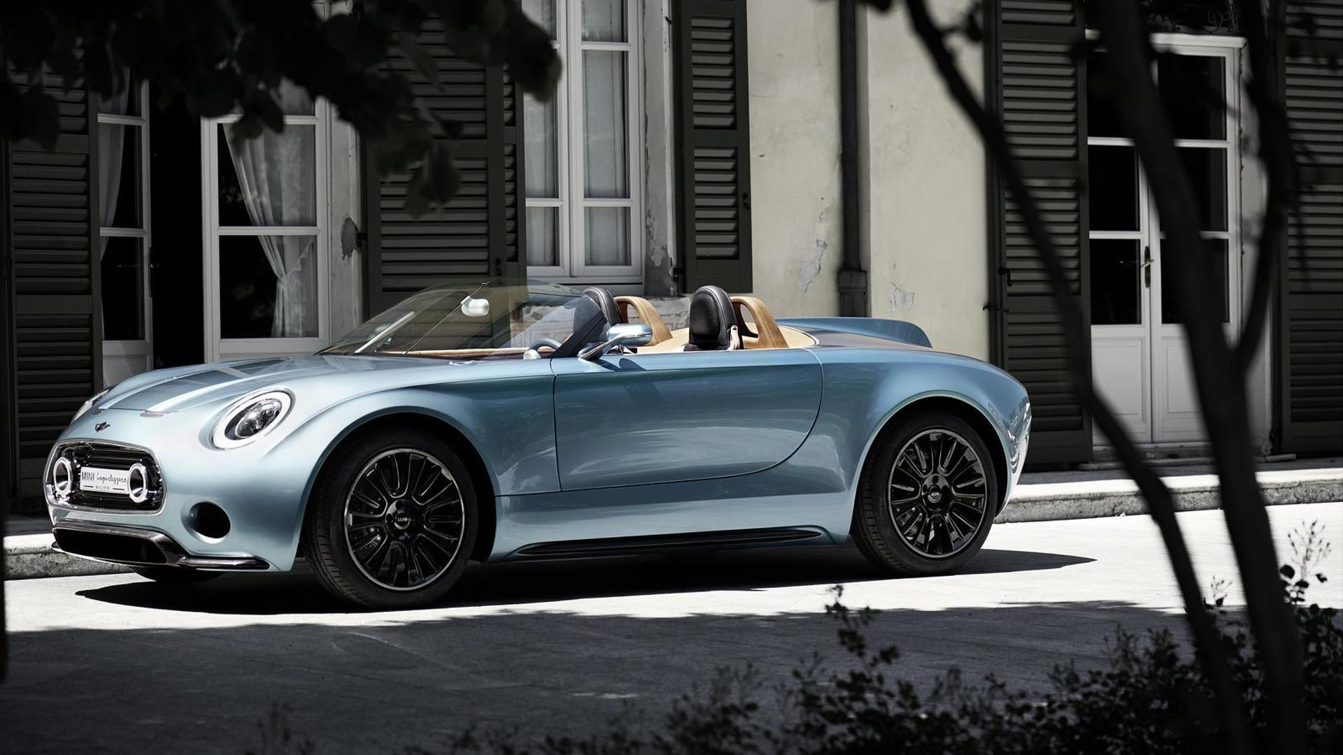 MINI Superleggera could see production, decision at least six months off