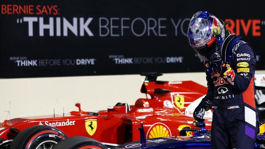 Vettel has 'passion for Ferrari' - Ricciardo