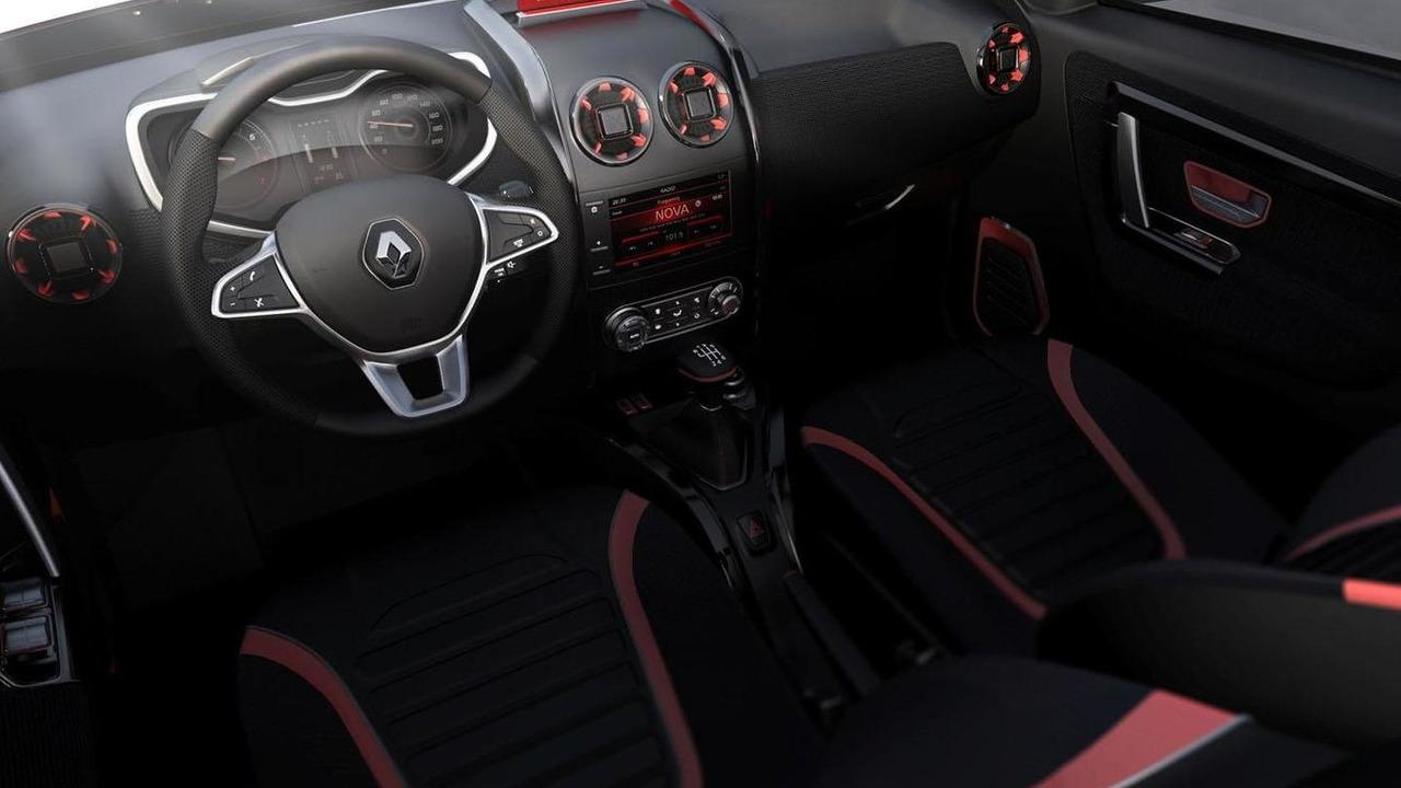 Dacia Duster Oroch concept