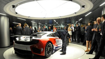 United Autosports presents the MP4-12C GT3 at McLaren London.