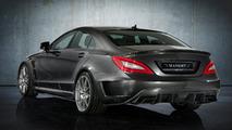 Mansory Mercedes-Benz CLS 63 AMG revealed in Geneva