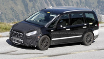 2013 Ford Galaxy mule 12.09.12 / Automedia
