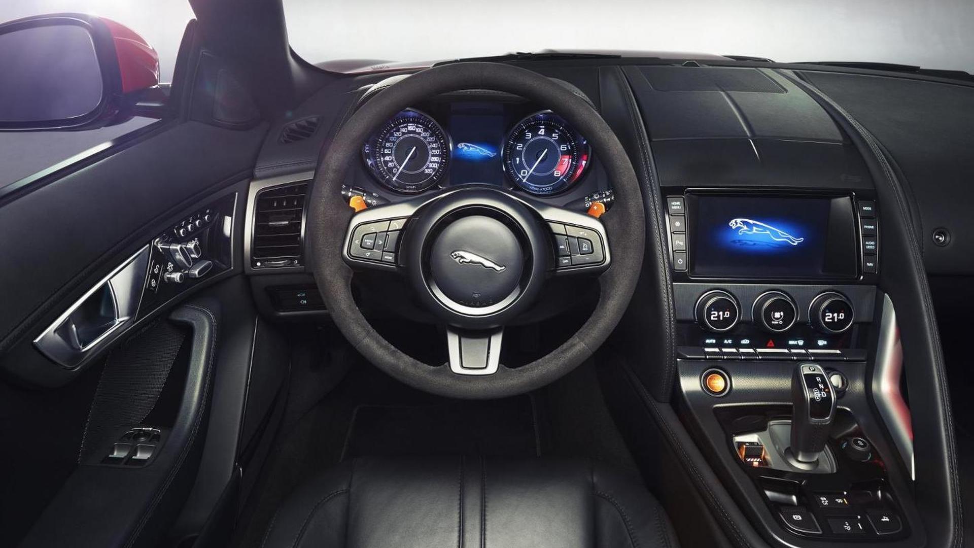 2013 Jaguar F-Type fully revealed [videos]