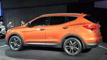 2013 Hyundai Santa Fe debuts at New York 04.04.2012
