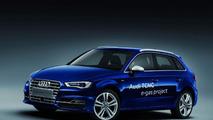 2013 Audi A3 Sportback officially revealed [video]