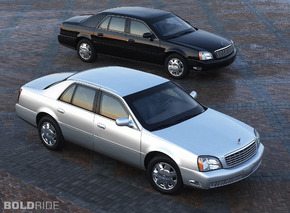 Cadillac DeVille Armored