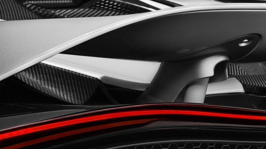 McLaren 650S replacement teases its aerodynamic efficiency