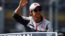 Gutierrez confirms Haas F1 exit