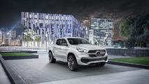 Picape Mercedes Classe X já está disponível para reservas no Reino Unido